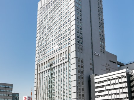 Regus Business Centre in Yokohama Sky Building