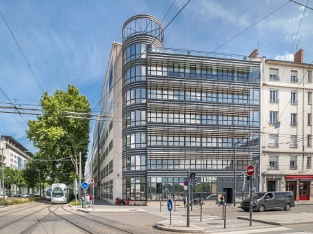Regus Office Space, Lyon, Part Dieu Plaza