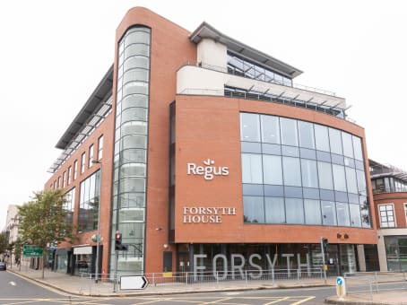 Regus Office Space, Belfast City Centre