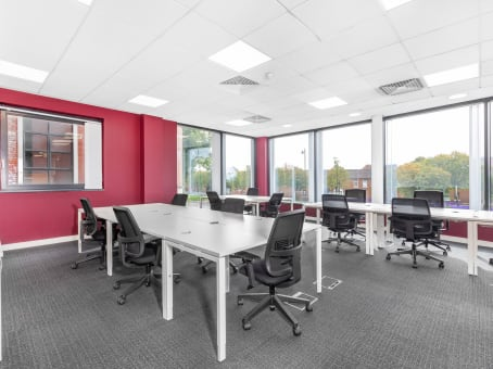 Regus Office Space in Belfast City Centre
