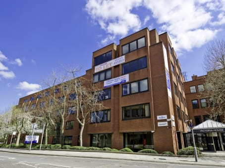 Building at 4th floor, Victoria House, Victoria Road in Chelmsford 1