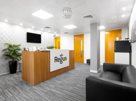 Regus Business Lounge in Hayes Hyde Park Hayes