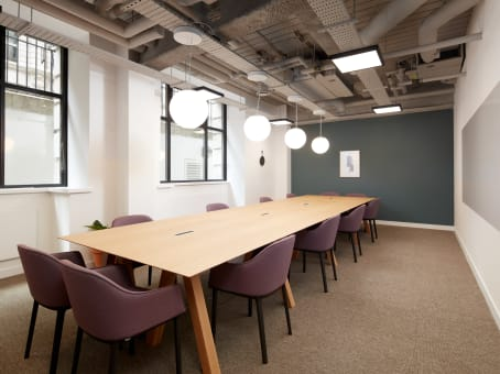Regus Meeting Room in London New Broad Street