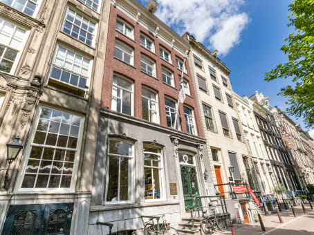 Building at Herengracht 282 in Amsterdam 1