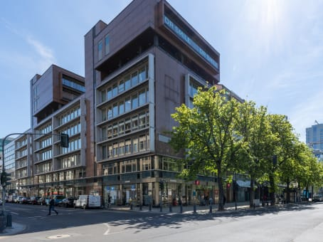 Regus Office Space, Dusseldorf, Königsallee 92a
