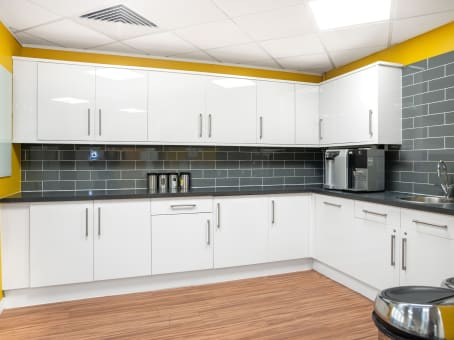 Regus Business Centre in Nottingham City Centre