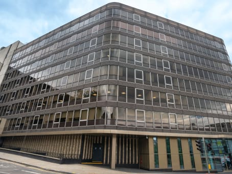 Regus Office Space, Nottingham City Centre