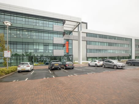 Regus Business Lounge in Lanarkshire Eurocentral