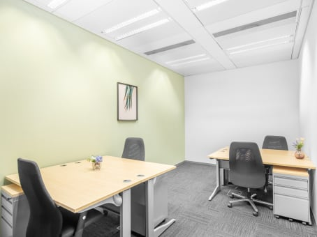 serviced offices in hong kong international commerce