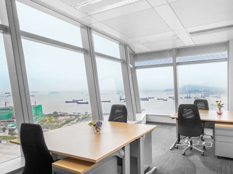 Regus Office Space in Hong Kong International Commerce Centre