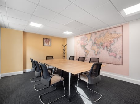 Regus Business Centre in Newbury Oxford House