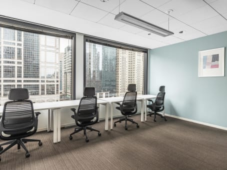 Regus Business Centre in CBD - River North