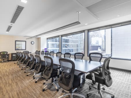 Regus Business Lounge, Illinois, Chicago - CBD - River North