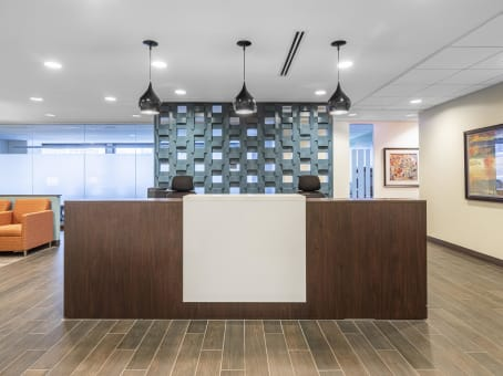 Regus Business Lounge in CBD - River North