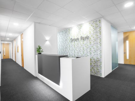 Regus Business Lounge in Leicester Grove Park