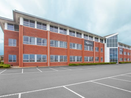 Building at 1st Floor, Gateway House, 4 Penman Way, Grove Business Park, Enderby in Leicester 1