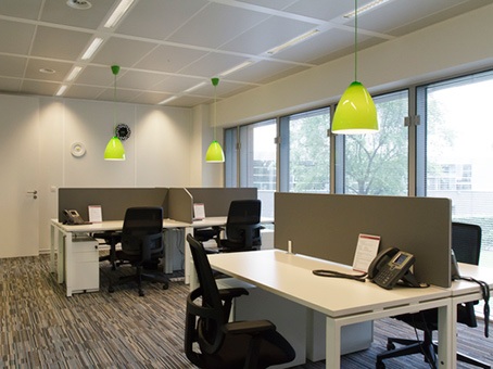 Regus Business Centre in Gent Zuiderpoort