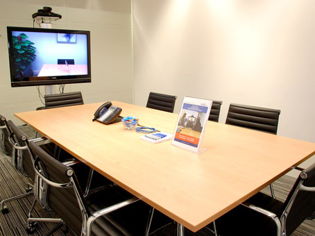 Regus Business Centre in Hong Kong One IFC 20F