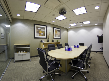 Regus Business Lounge in Zona Rosa