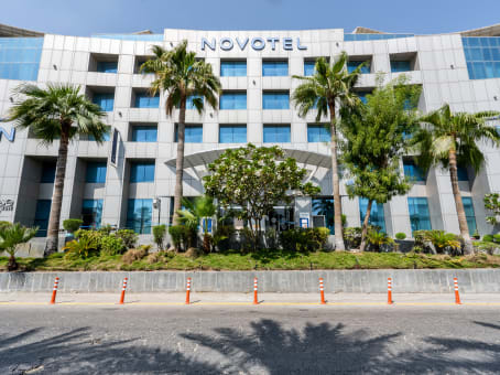 Building at Damman Business Park, Novotel, Al Khobar-Dammam Highway, P.O.Box 9222 in Dammam 1