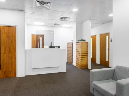 Regus Business Centre in Bolton, Town Centre