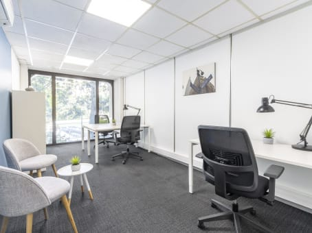 Regus Business Lounge in Nice City Centre