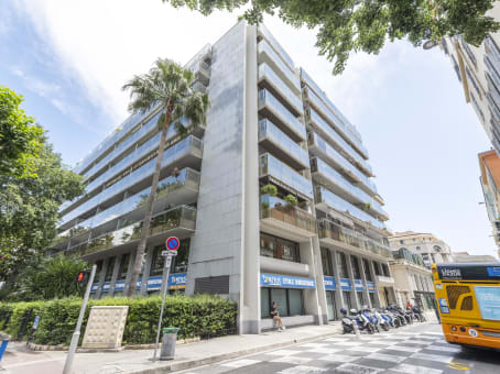 Building at Le Consul, 37, Boulevard Dubouchage in Nice 1