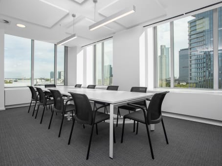 Regus Business Centre in Frankfurt Messeturm