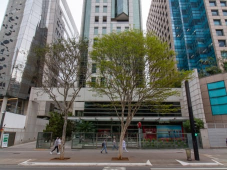 Regus Business Centre in Sao Paulo Paulista Financial District