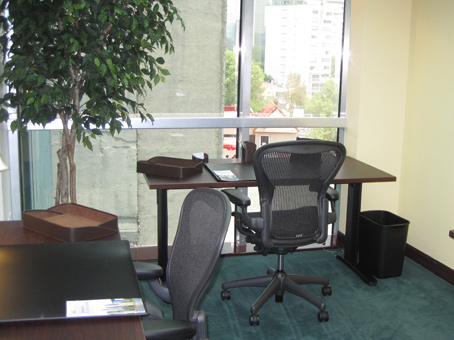 Regus Business Centre in Mexico City Campos Eliseos Polanco