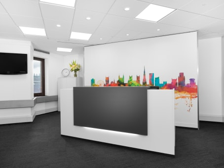 Regus Virtual Office in Bristol Broad Quay