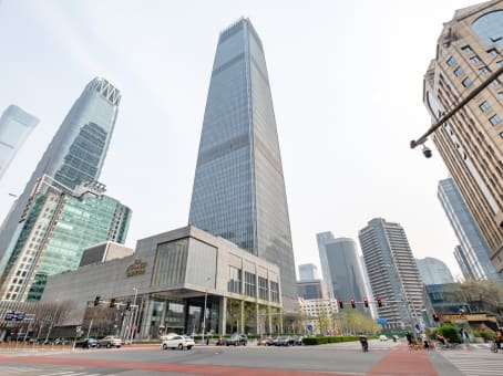 Regus Business Centre in Beijing China World Tower 3