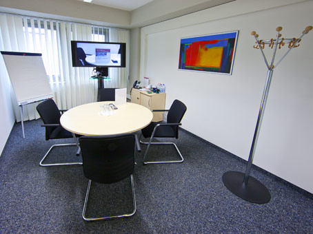Regus Business Centre in Basel City Center