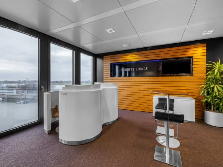 Regus Virtual Office in Dusseldorf Hafenspitze Medienhafen