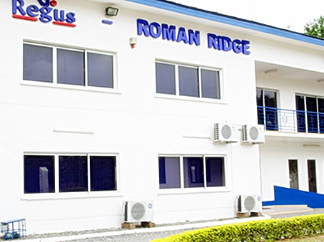 Regus Meeting Room in Accra Roman Ridge