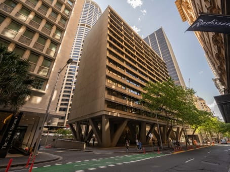 Regus Office Space, Sydney Pitt Street