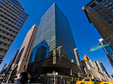 Regus Business Centre, New York, New York City - 590 Madison II