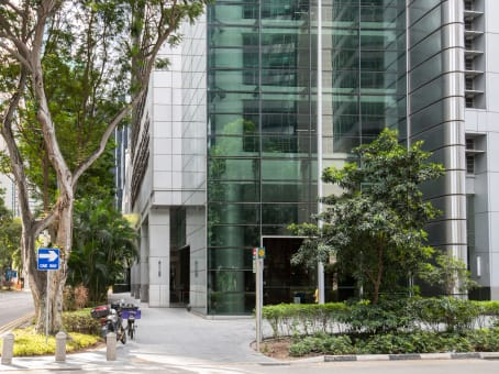 Regus Day Office in Singapore  Samsung Hub