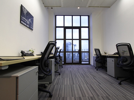 Regus Business Centre in Hong Kong Entertainment Building