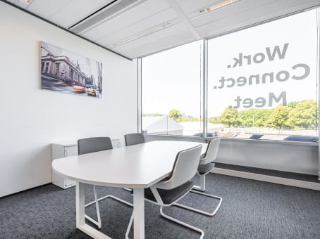 Regus Office Space in The Hague Central Station