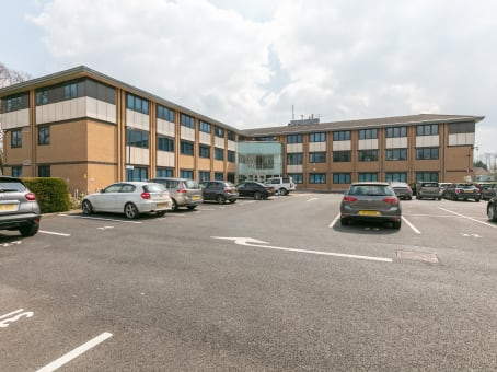 Building at Compass House, Vision Park, Chivers Way, Histon in Cambridge 1