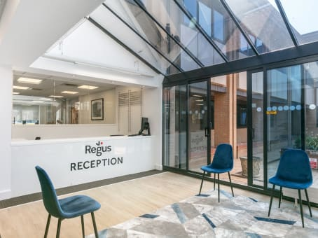 Regus Virtual Office in Cambridge Vision Park