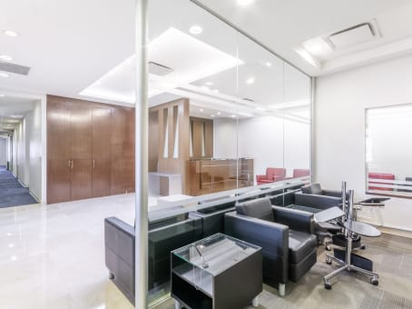 Regus Business Centre in Mexico City Samara Santa Fe