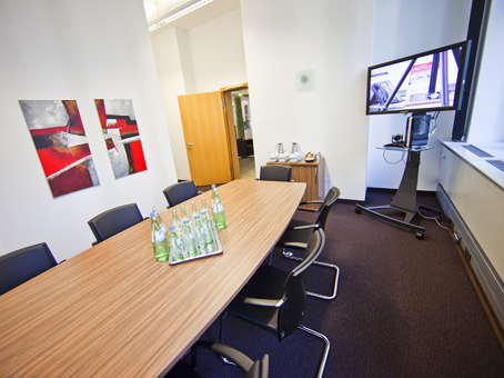 Regus Business Centre in Frankfurt Skyper Villa