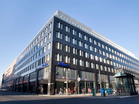Regus Business Centre in Berlin, Stadtquartier