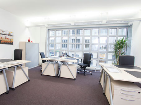 Regus Business Centre in Berlin Stadtquartier