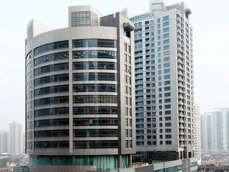 Building at 3/F Silver Court Office Tower, 85 Taoyuan Road, Huangpu District in Shanghai 1
