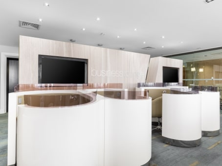 Regus Business Lounge in Perth St Martins Tower