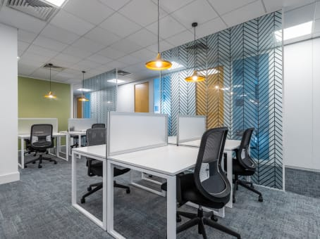 Regus Virtual Office in Reading Thames Valley Park