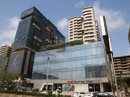 Building at Level 3, Now Vikram, Neo Vikram, New Link Road, Andheri West in Mumbai 1